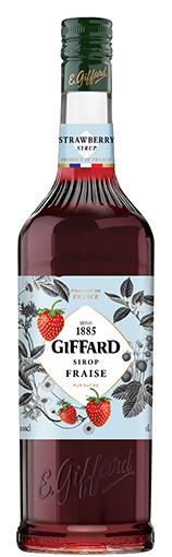 Giffard Erdbeeren Sirup 1L