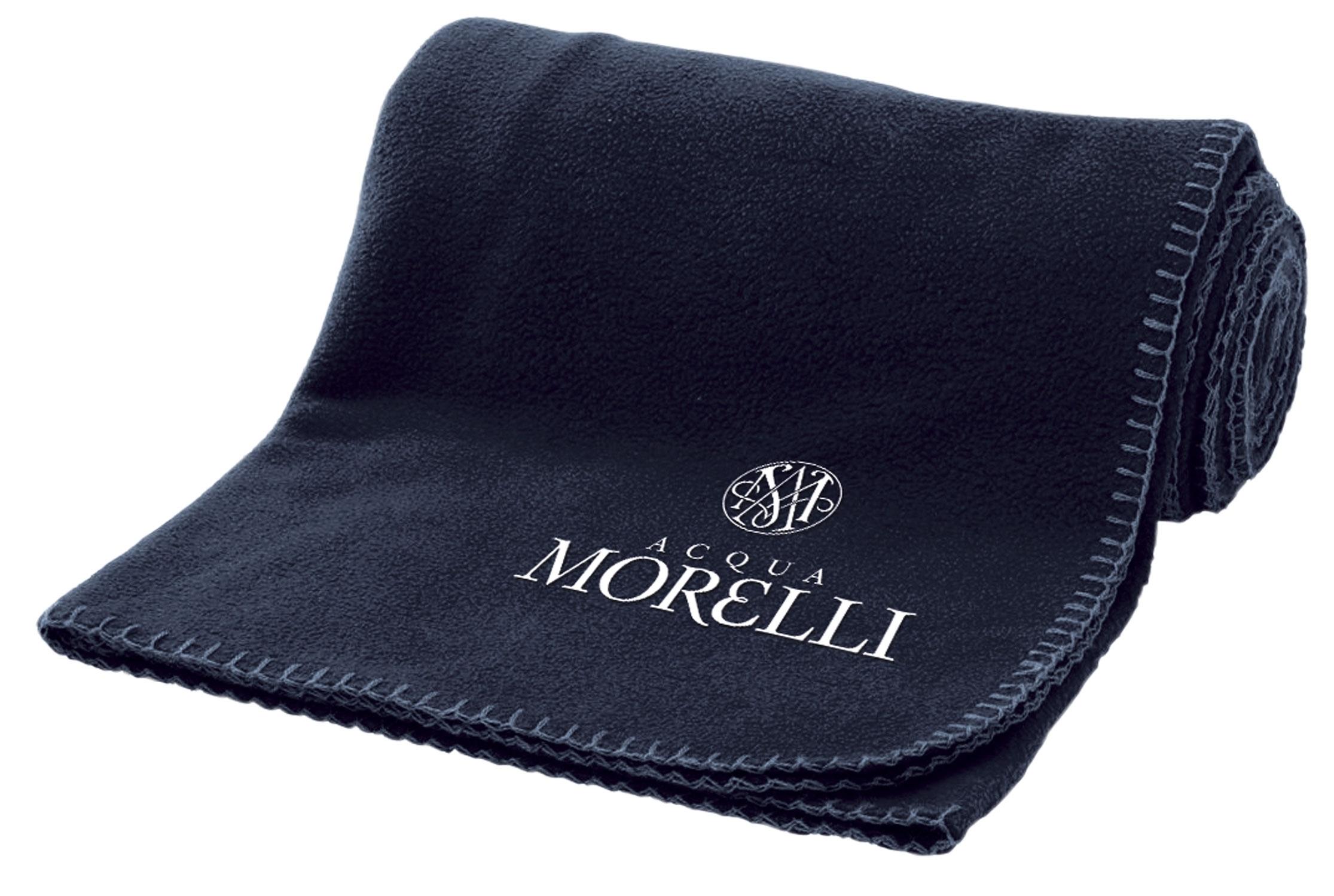 Acqua Morelli Decke Fleecedecke Kuscheldecke 150x130cm