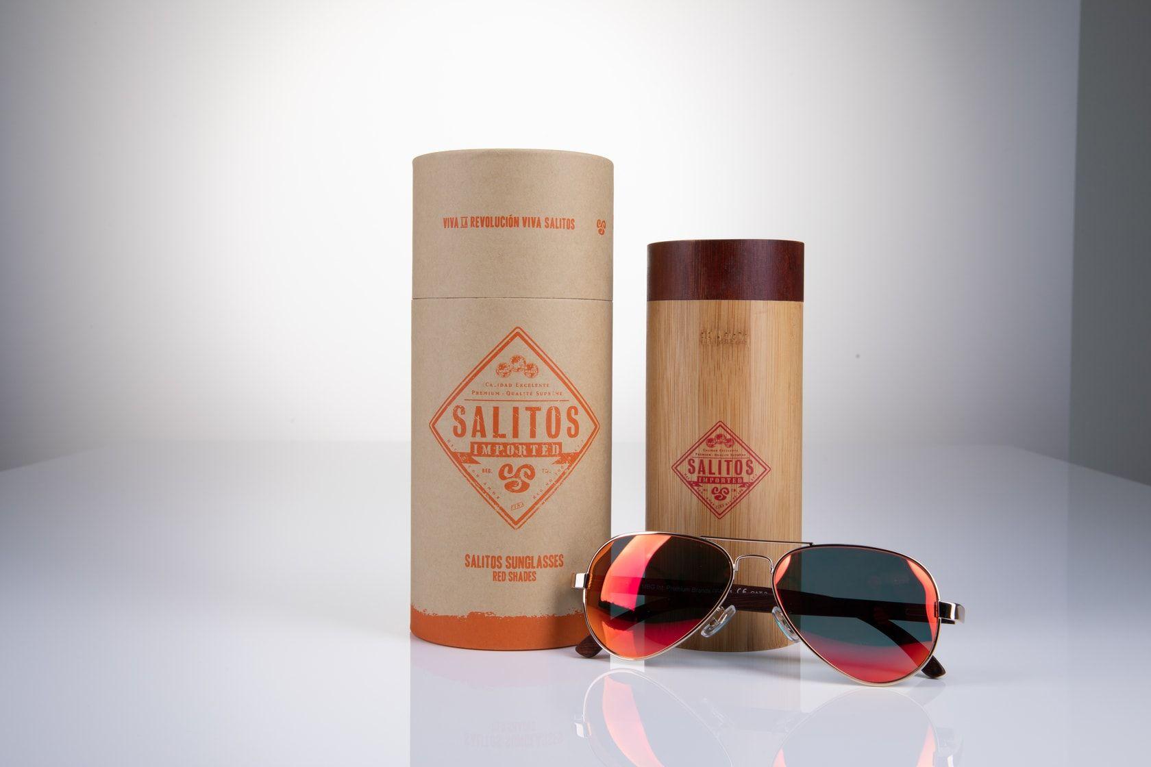 SALITOS Sonnenbrille red shades