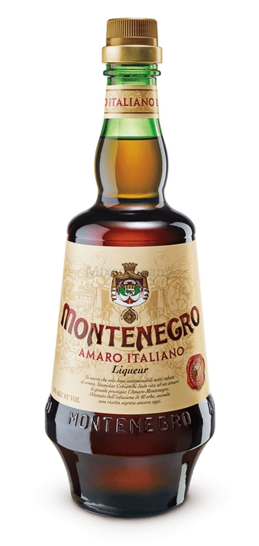 Montenegro Amaro Italiano Liqueur Italienischer Likör 0,7L (23% Vol)