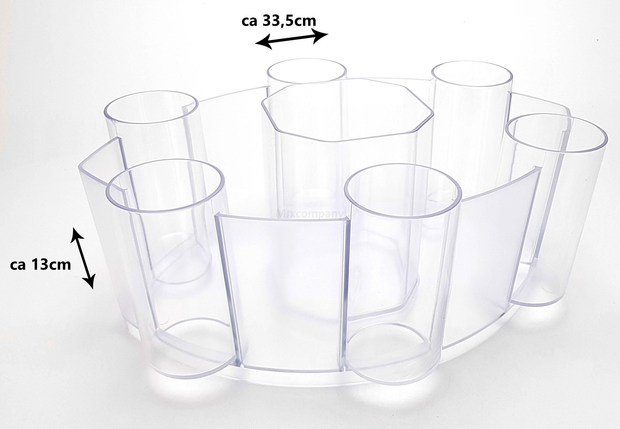 Dosenkühler Flaschenkühler Eiskühler Eiskübel Bar Kühler - groß 6 Dosen