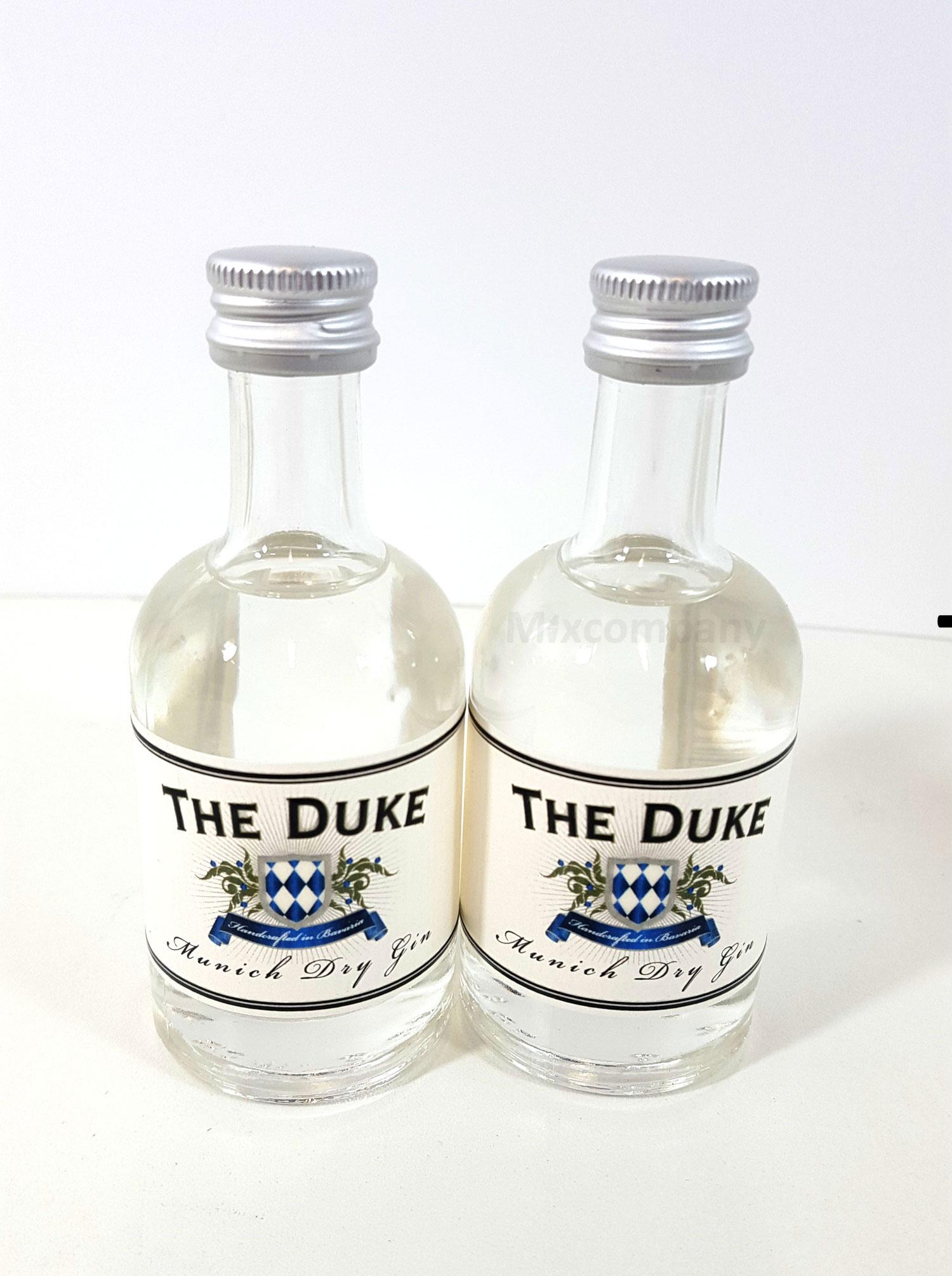 The Duke Munich Dry Gin Mini - 2x 50ml (45% Vol)