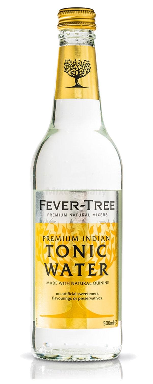 Fever-Tree Premium Indian Tonic Water 500ml - Inkl. Pfand MEHRWEG
