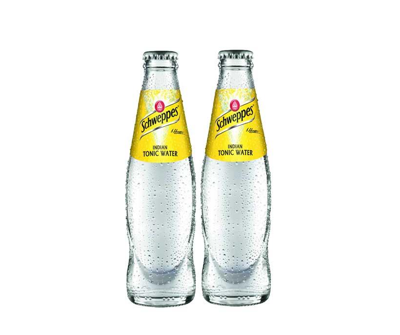 Schweppes Indian Tonic Water 2er Set 200ml inkl. Pfand MEHRWEG