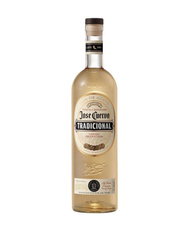 Jose Cuervo Tequila Reposado Tradicional Limited Edition 0,7l 700ml (38% Vol) -[Enthält Sulfite]
