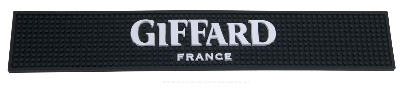 Giffard Barmatte Gummimatte Abtropfmatte Bar Runner Matte