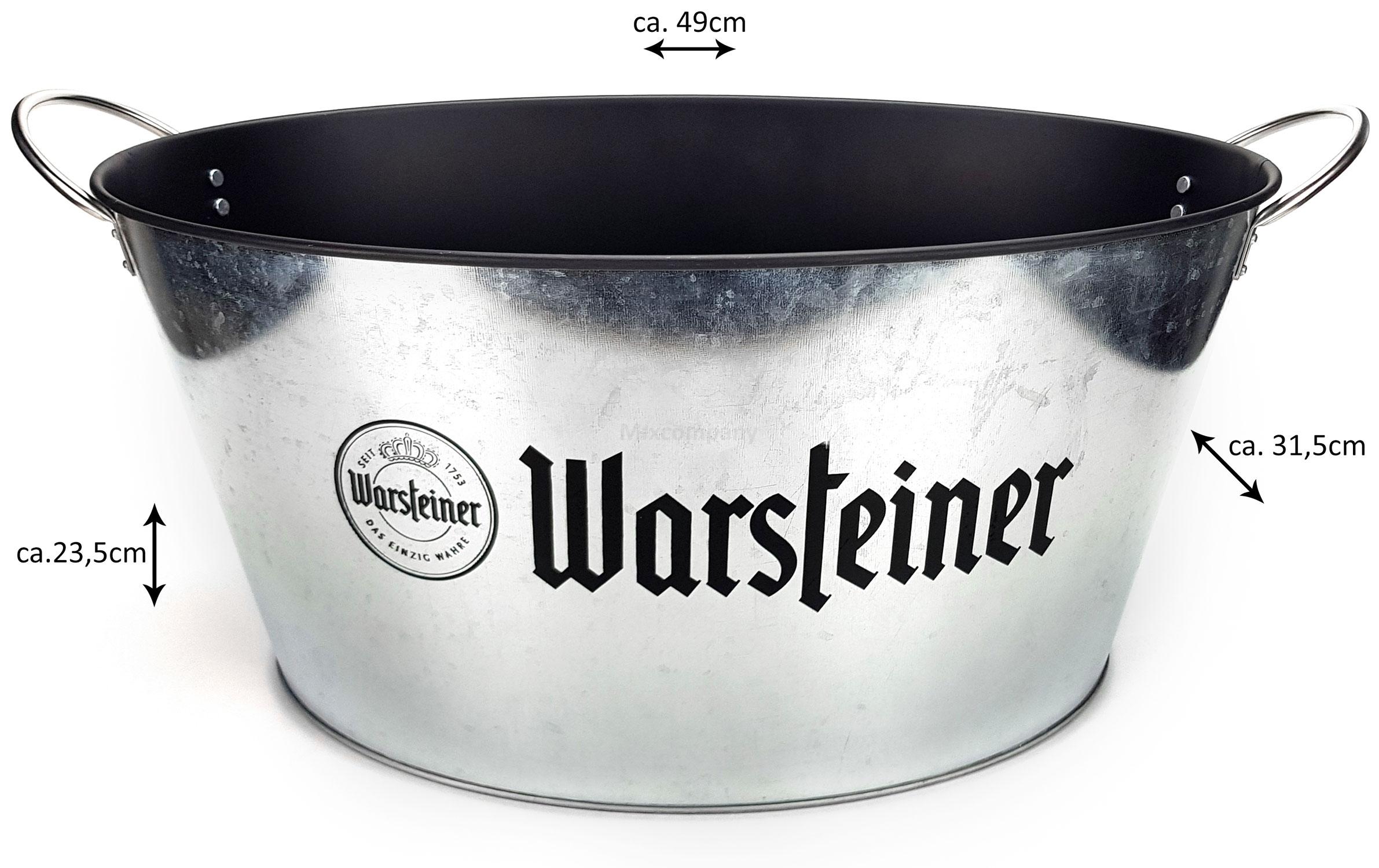 Warsteiner Flaschenkühler Eiskübel Eiseimer