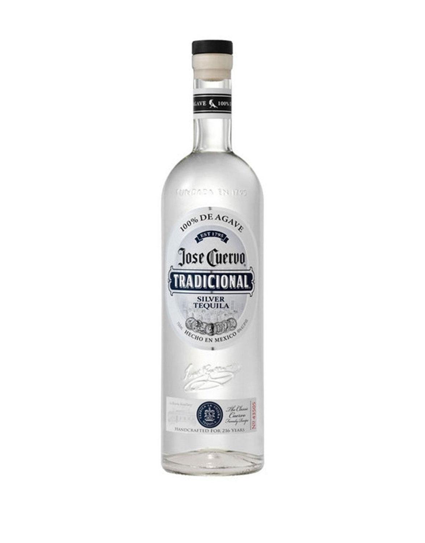 Jose Cuervo Silver Tequila Tradicional Limited Edition 0,7l 700ml (38% Vol) -[Enthält Sulfite]