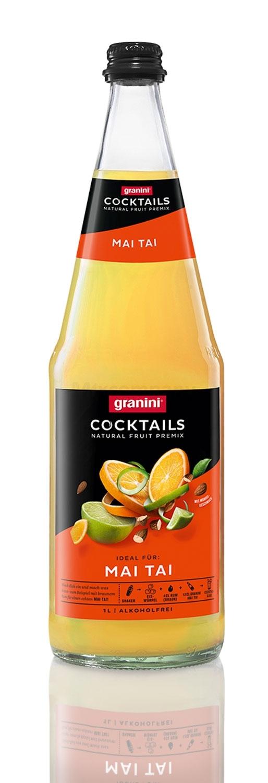 Granini Mai Tai Cocktail 1l - Alkoholfreier Saft inkl. Pfand MEHRWEG
