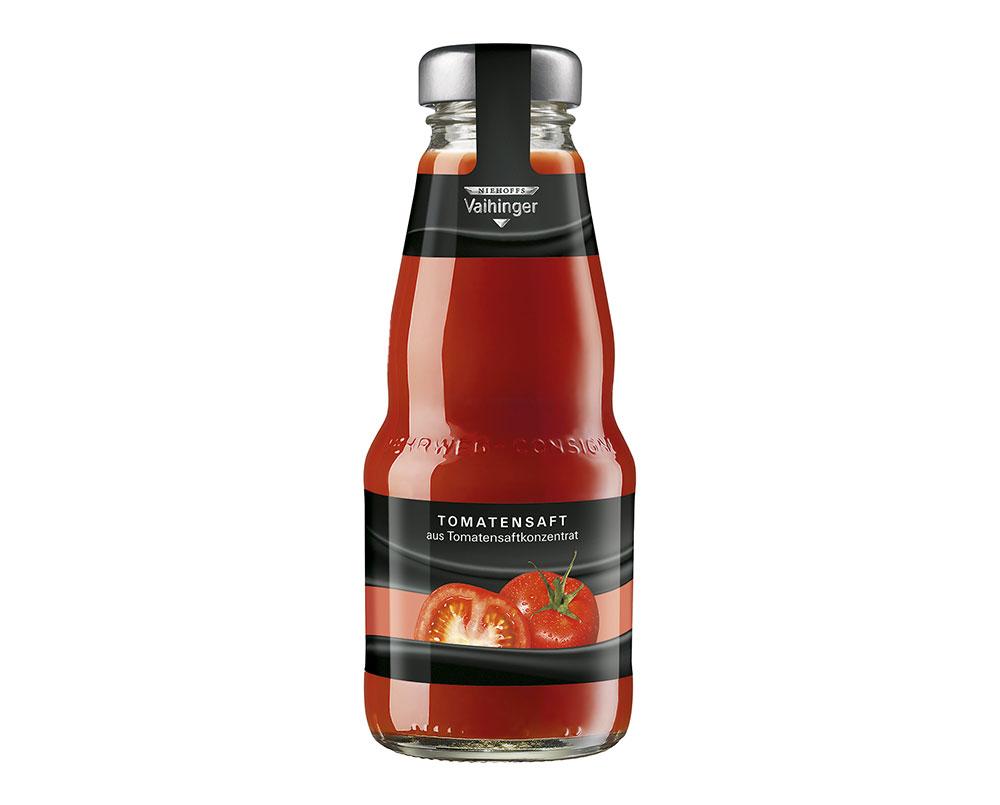 Niehoffs Vaihinger Tomatensaft 0,2L TWO inkl. Pfand MEHRWEG