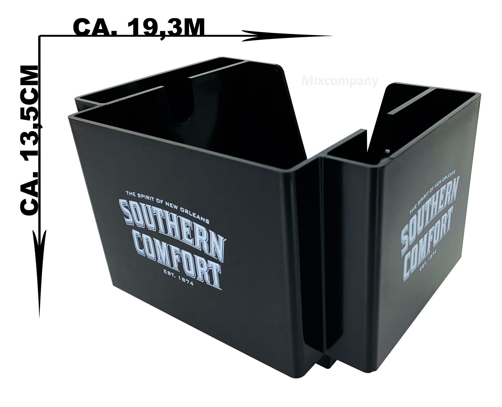 Southern Comfort Likör Bar Caddy Barzubehör Serviettenhalter - ca. 19,3x13,5cm