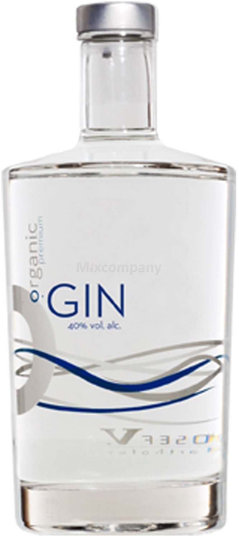 Farthofer Organic Premium Gin Mini 50ml (40% Vol) -[Enthält Sulfite]