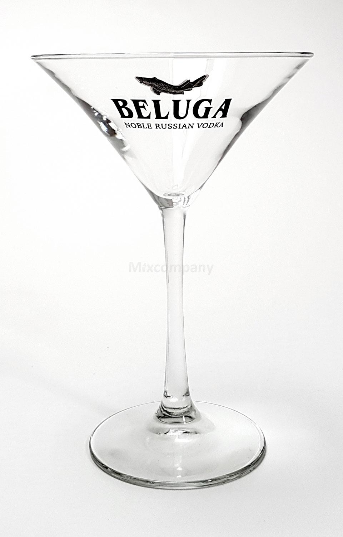 Beluga Martini-Glas