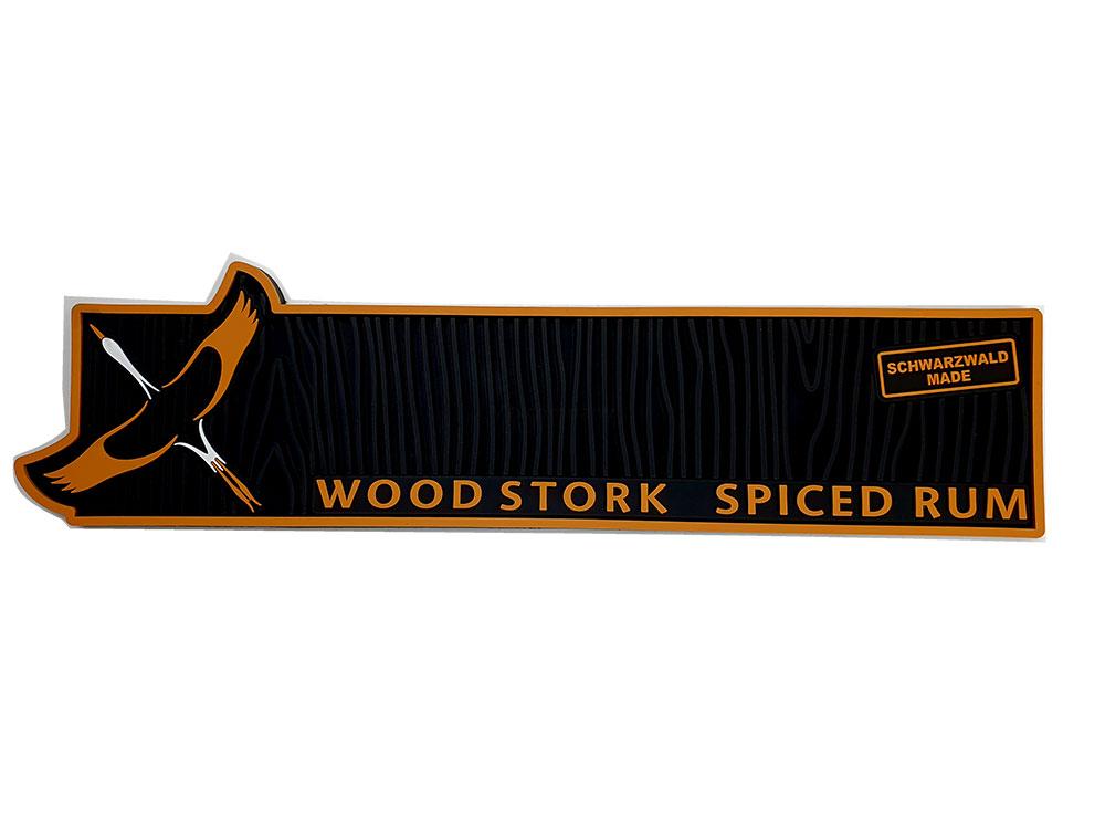 Wood Stork Barmatte / Matte