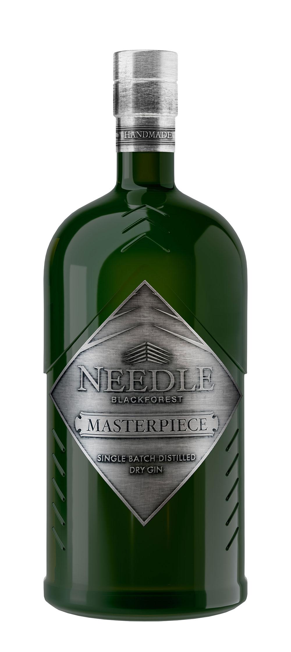 Needle Blackforest Gin Masterpiece Magnum 3L (45% Vol)- [Enthält Sulfite]