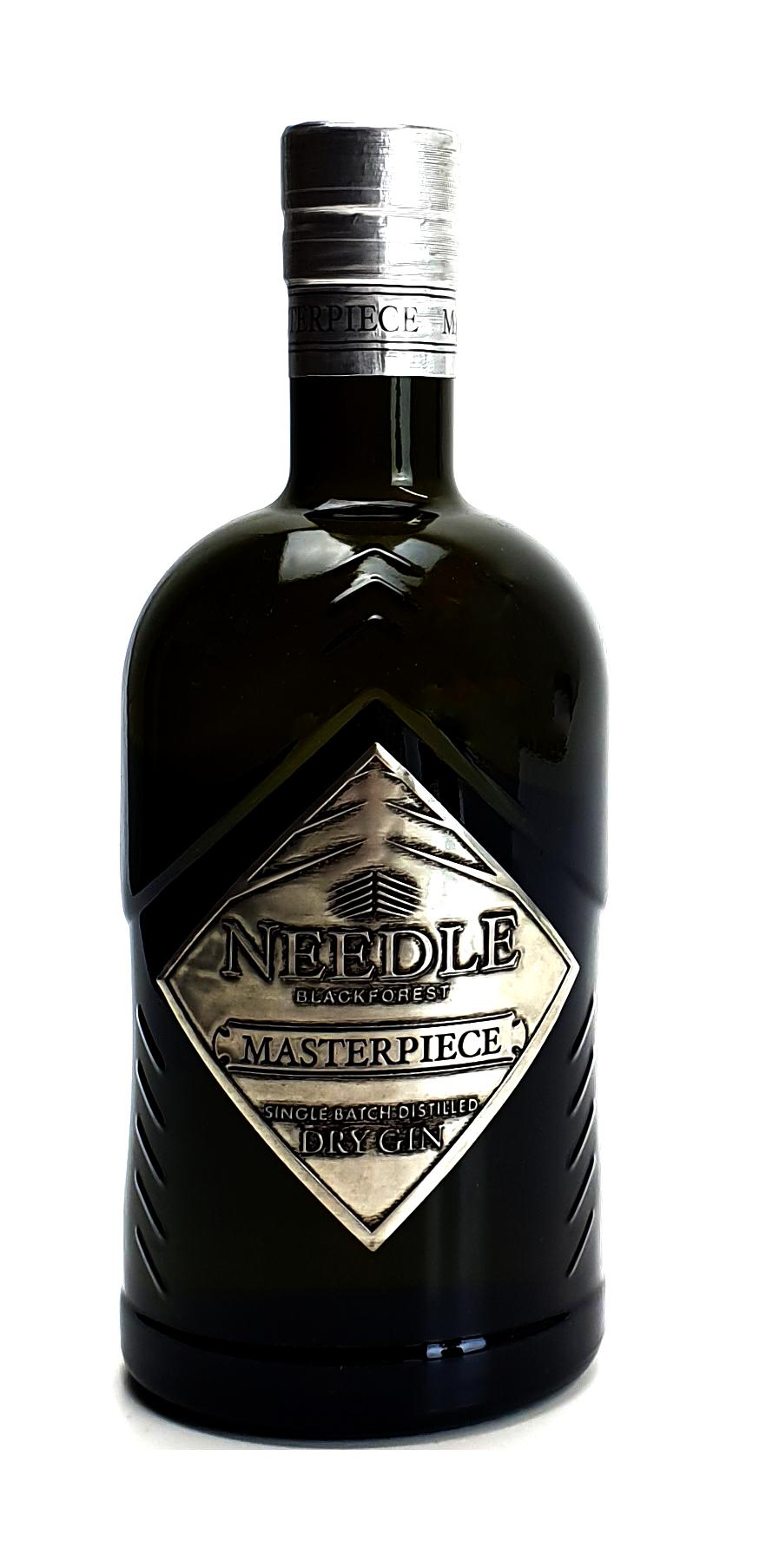 Needle Masterpiece Dry Gin 0,5L (45%Vol)