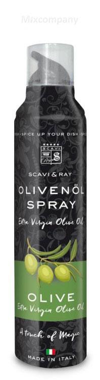 SCAVI & RAY Olivenöl Spray Klassik 0,2L Olivenölspray