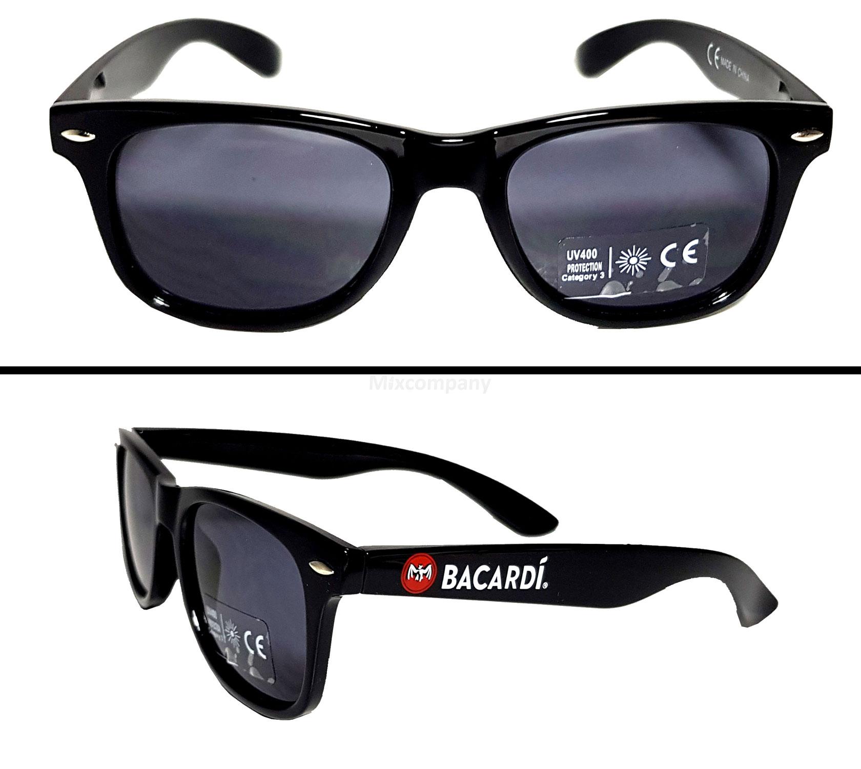Bacardi Sonnenbrille mit UV 400 Schutz