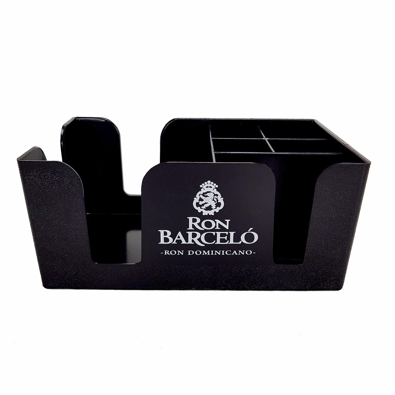 Ron Barcelo Bar Caddy Servietten- & Besteckhalter