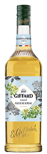 Giffard Holunderblüte Sirup 1L