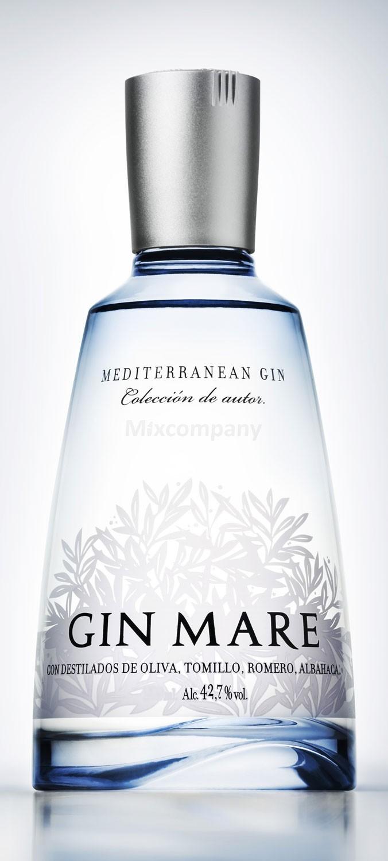 Gin Mare Mediterranean Gin 0,7l 700ml (42,7% Vol) -[Enthält Sulfite]