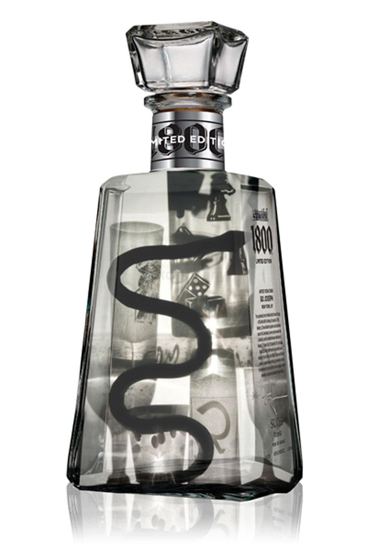 Jose Cuervo Essential 1800 Silver Tequila 0,7l (40% Vol) - Limited Edition Series 5 - Bo Joseph -[Enthält Sulfite]