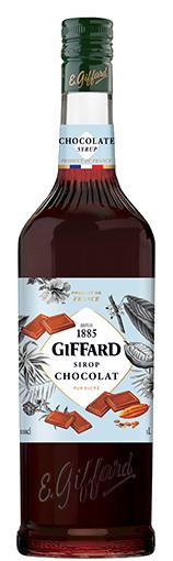 Giffard Schokoladen Sirup 1L