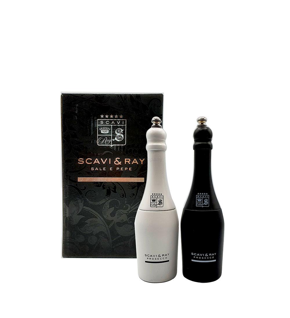 Scavi & Ray Salz + Pfeffer Streuer - Sale e Pepe Mühlen / Streuer