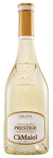 Prestige Lugana Ca Maiol 0,75L (13% Vol) Weißwein aus Italien- [Enthält Sulfite]
