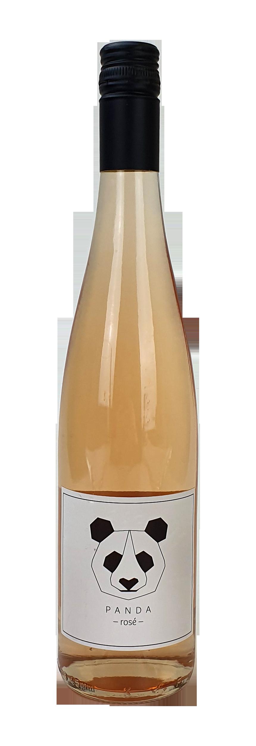 Panda Rosewein Spätburgunder Wein (11,5% Vol) 0,75L- [Enthält Sulfite]