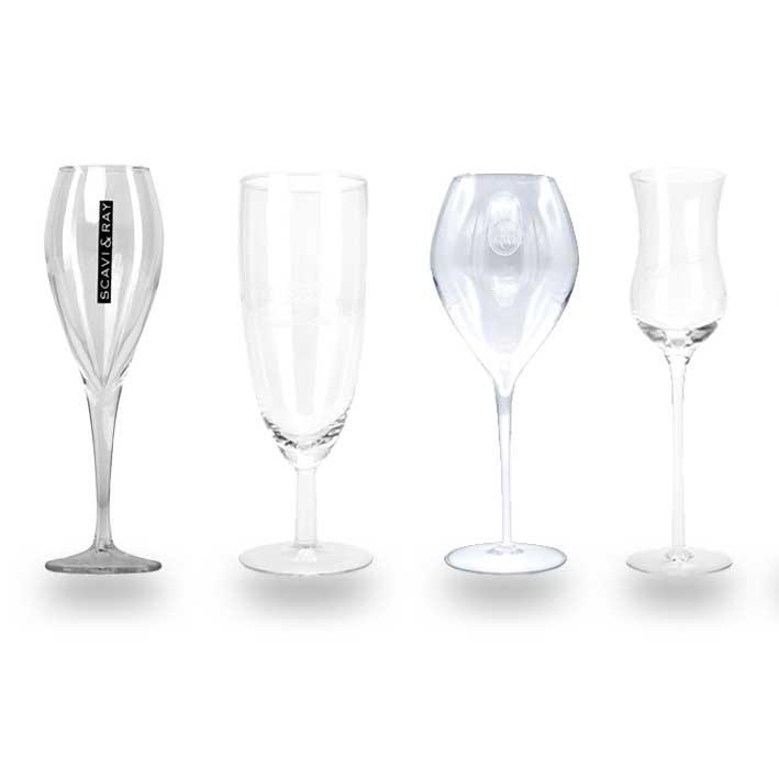 Sekt & Champagnergläser
