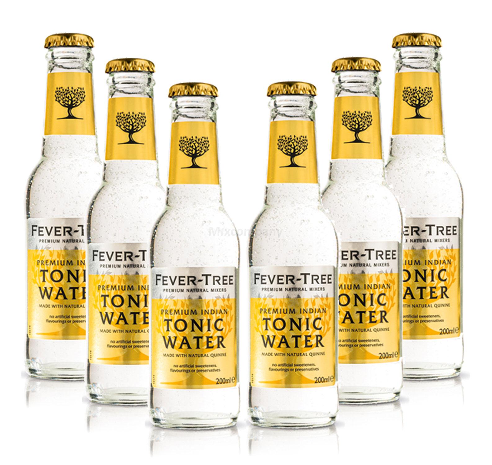 Fever-Tree Tonic Water Set - 6x 200ml inkl. Pfand MEHRWEG