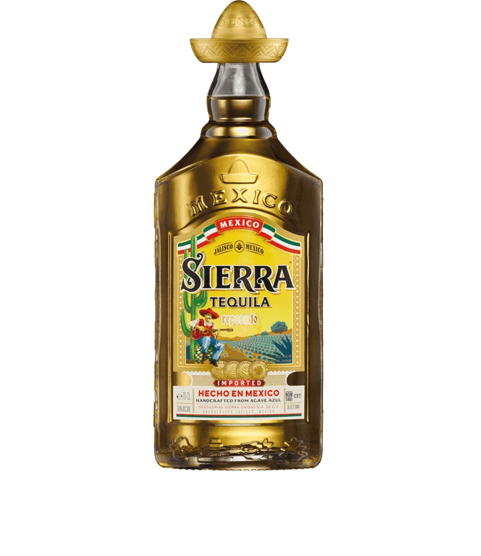 Sierra Tequila Reposado 0,7l 700ml (38% Vol) -[Enthält Sulfite]