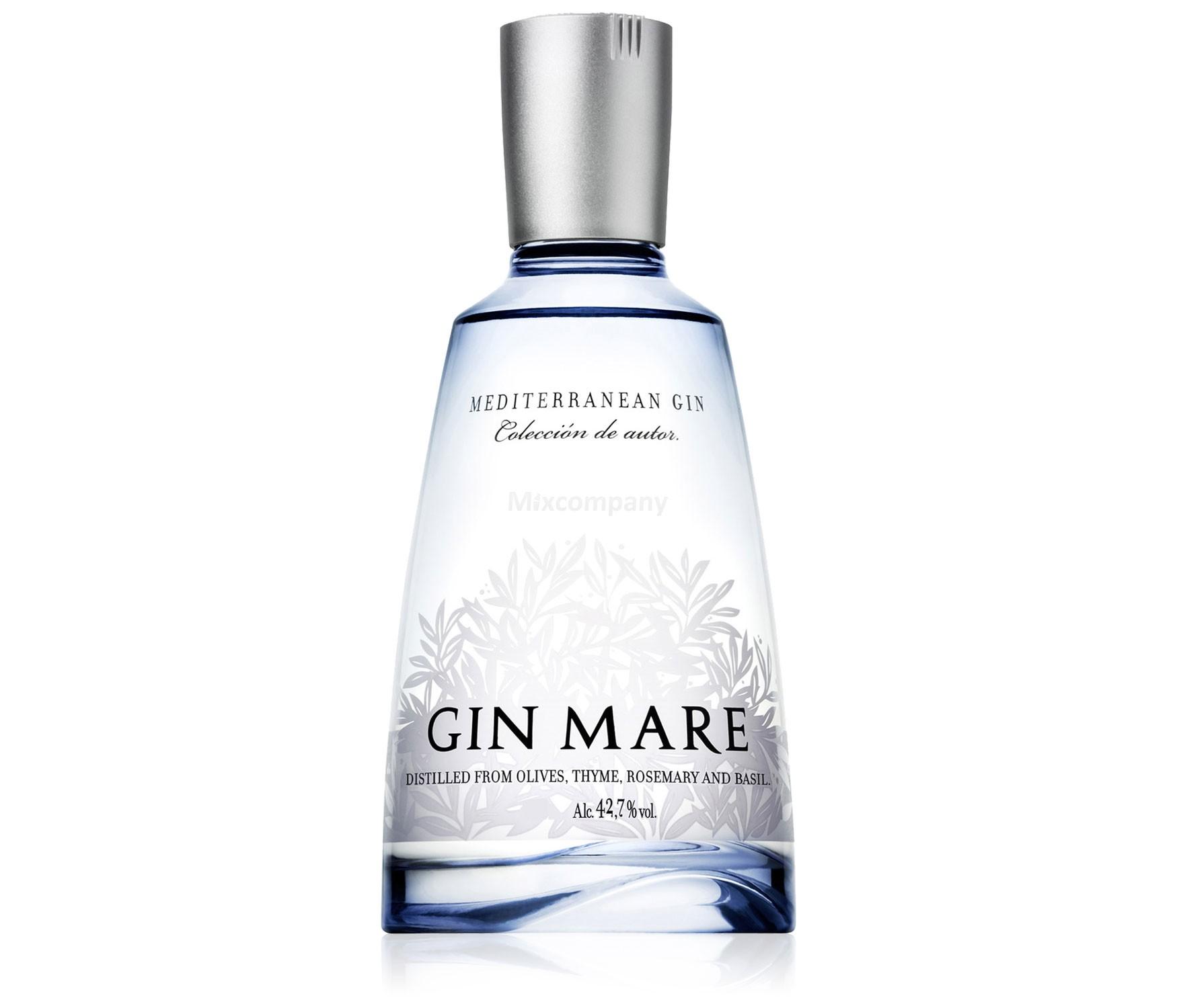 Gin Mare Mediterranean Gin 700ml 0,7L (42,7% Vol)