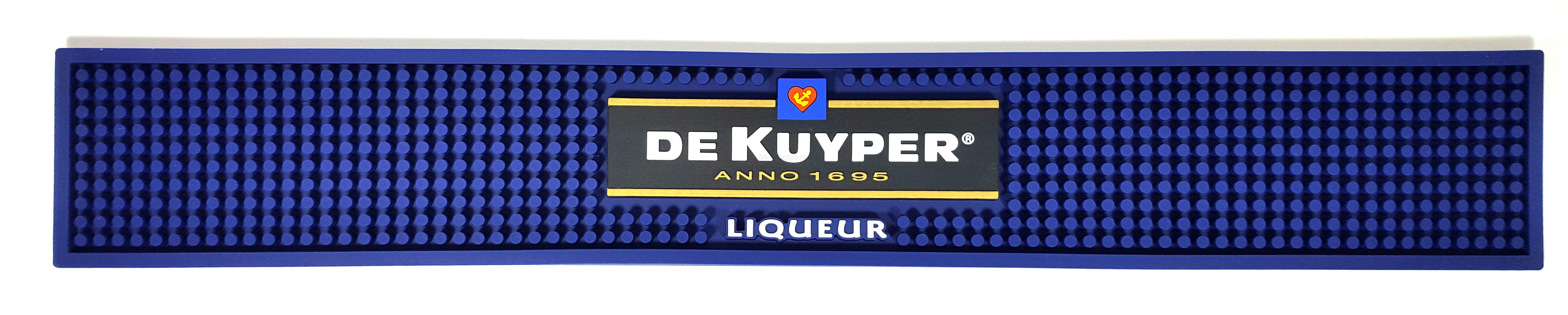 De Kuyper Liqueur Barmatte 60,1 x 8,9 cm