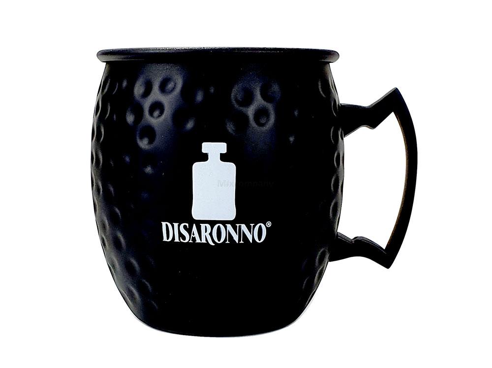 Disaronno Becher - Mule Becher - Mug in schwarz