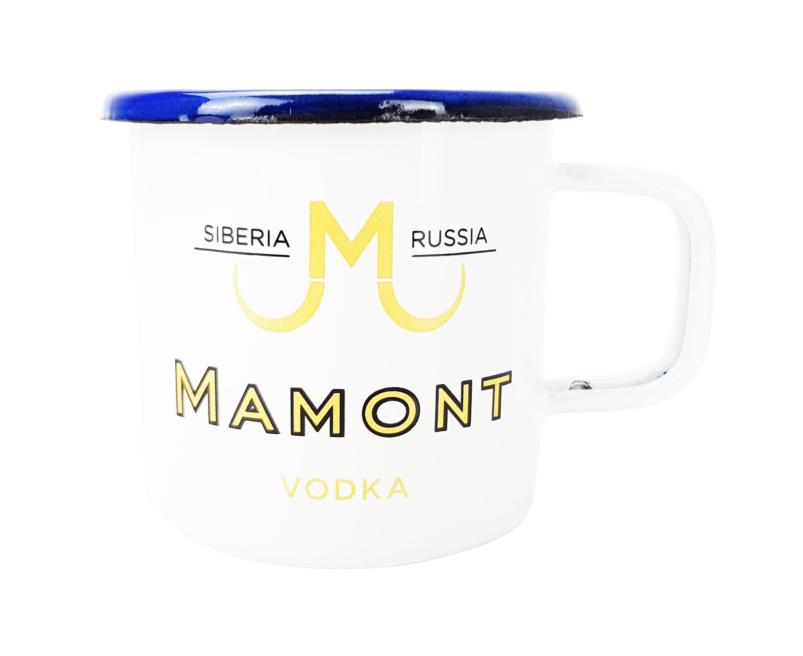 Mamont Vodka Wodka Moscowmule Becher Moscow Mule cocktail Becher Longdrink Glas Gläser