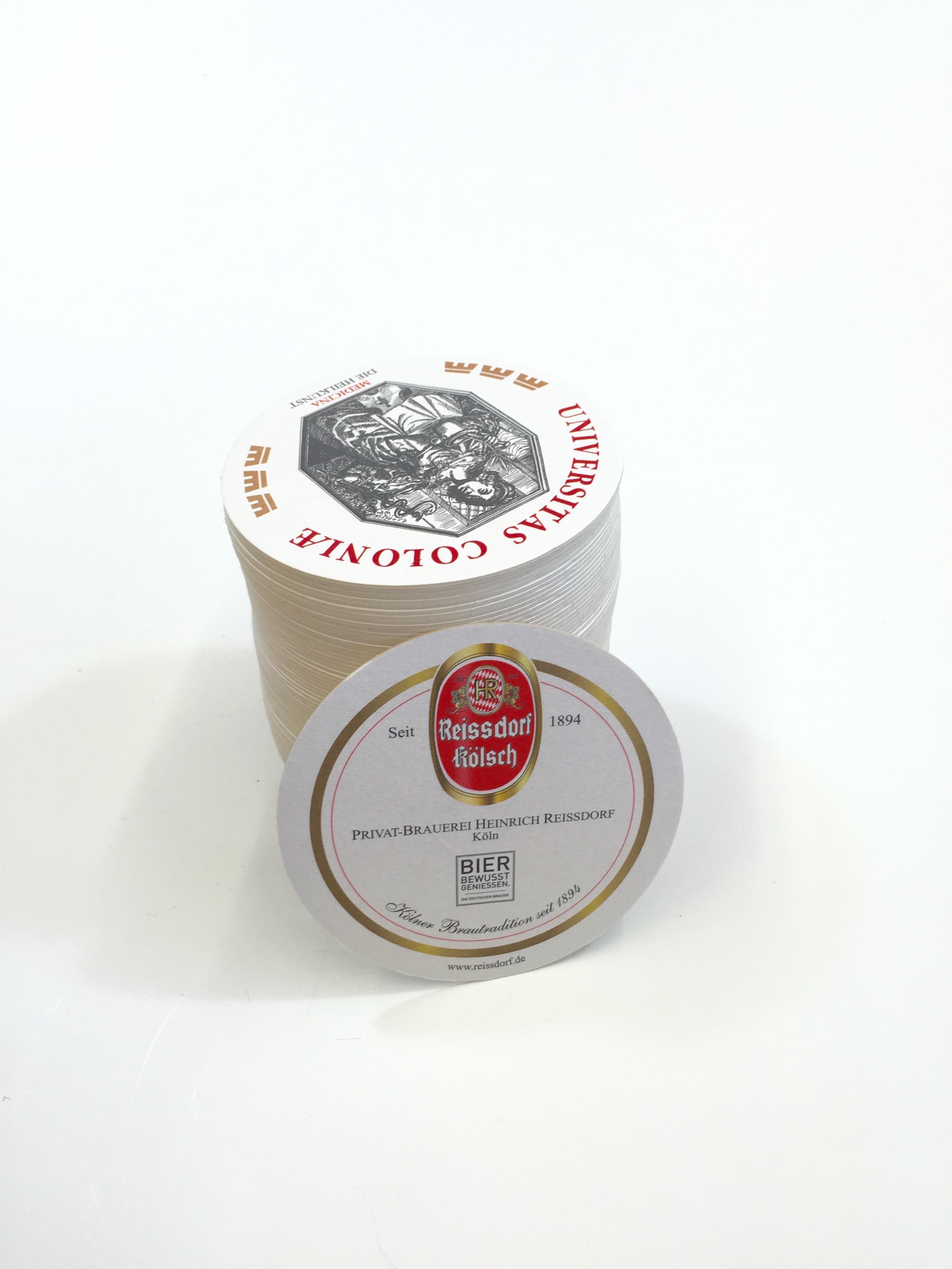 Reissdorf Kölsch 240 Bierdeckel