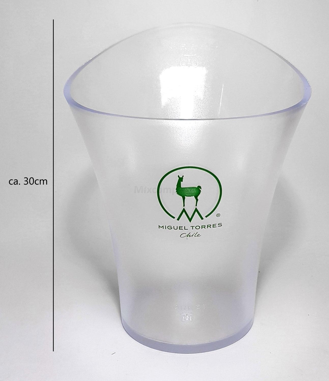 Miguel Torres Chile Flaschenkühler Eisbox Eiskübel - ca. 30cm
