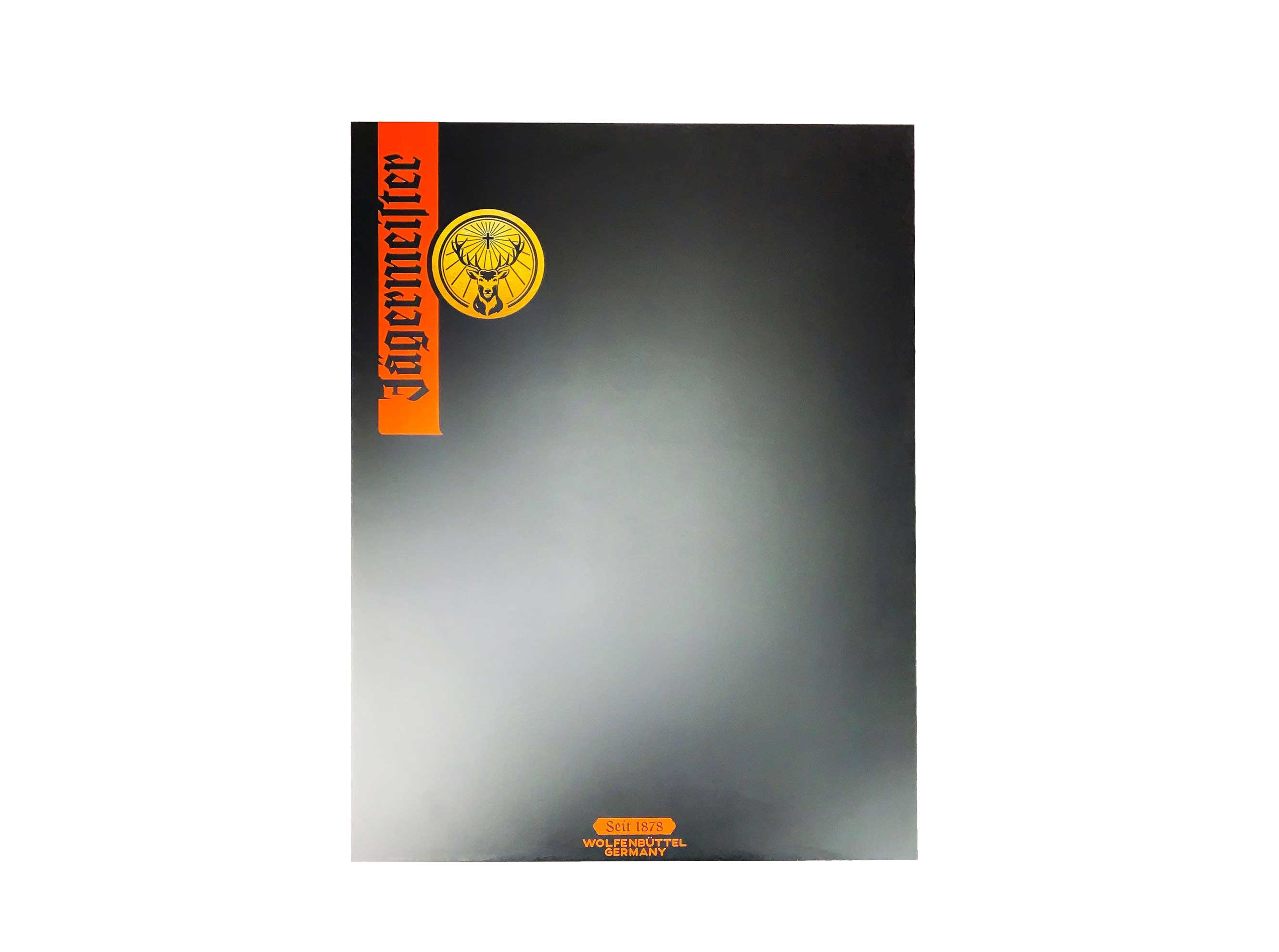 Jägermeister Kreidetafel Tafel Reklametafel ca. 60x80cm