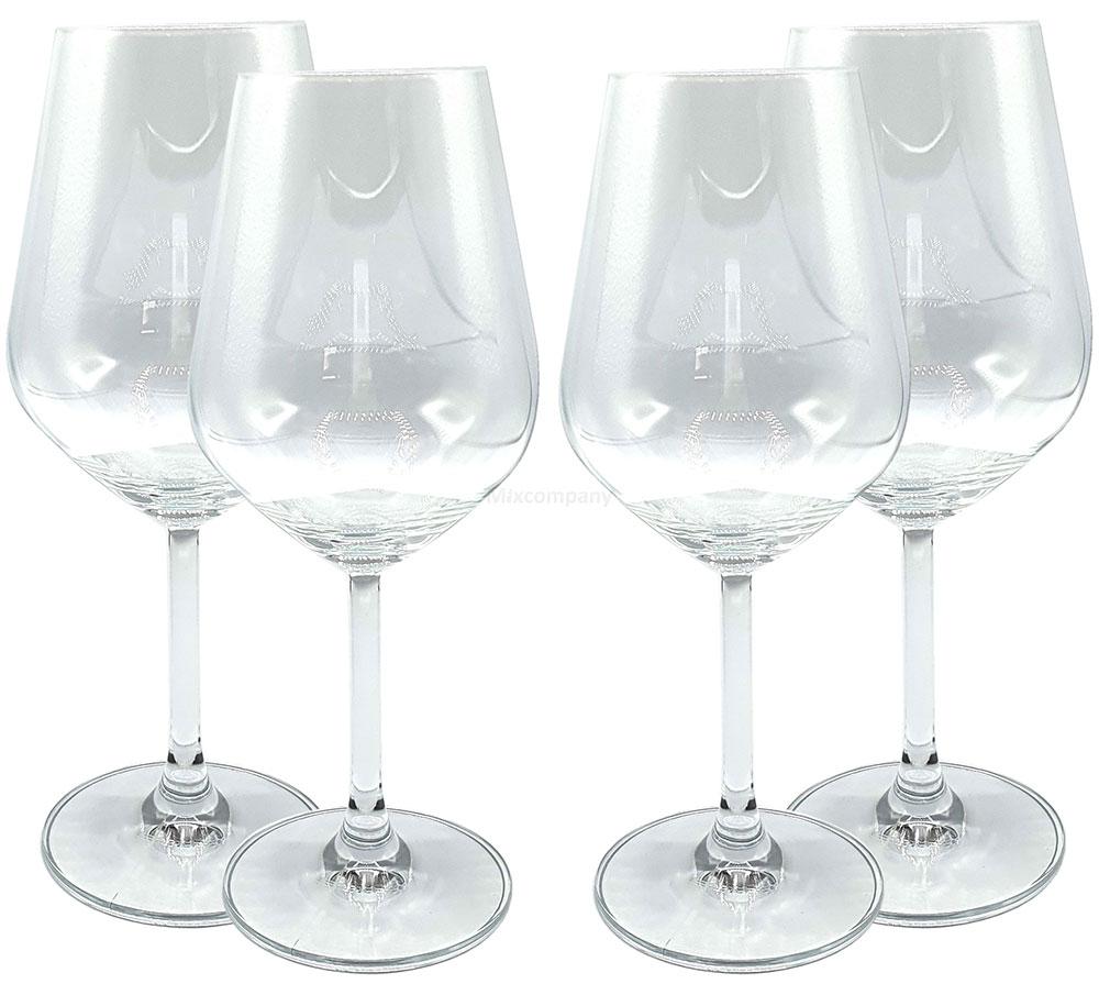 Weingläser - 4er Set Wein Glas / Gläser