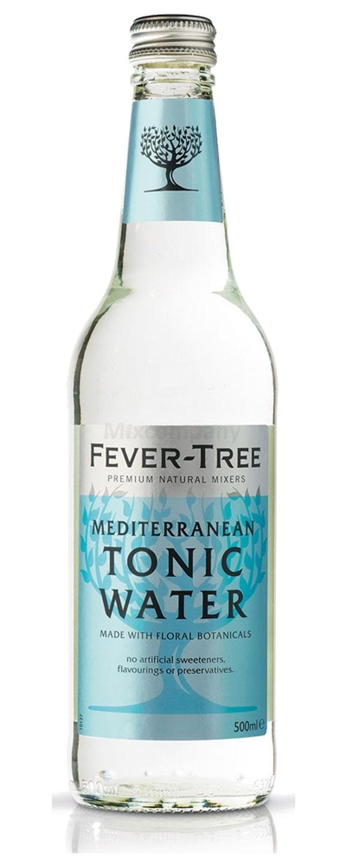 Fever-Tree Mediterranean Tonic Water 500ml - Inkl. Pfand MEHRWEG