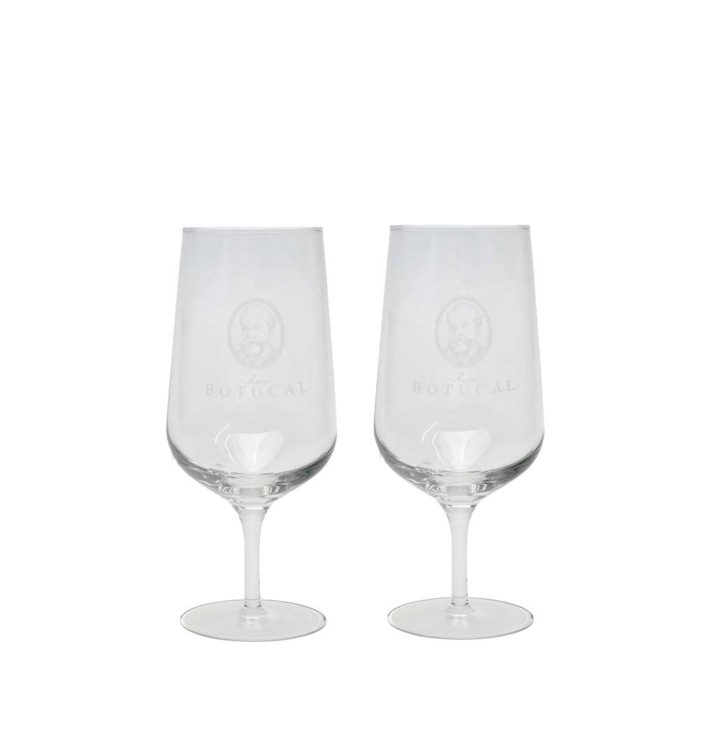 Botucal Rum Nosing Glas Gläser Set Ron de Venezuela Glas Longdrinkglas - 2x Gläser