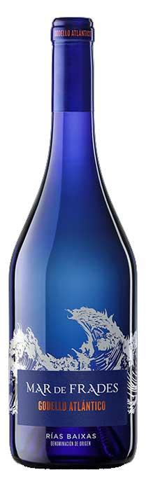 Mar de Frades Godello Atlantico 0,75L (13% Vol) Weißwein Rebsorte: 100% Godello- [Enthält Sulfite]