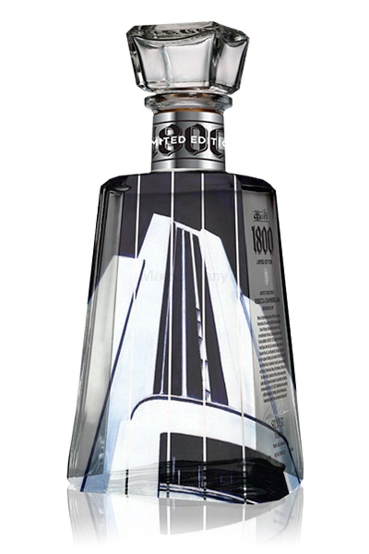 Jose Cuervo Essential 1800 Silver Tequila 0,7l (40% Vol) - Limited Edition Series 5 - Rebecca Chamberlain -[Enthält Sulfite]