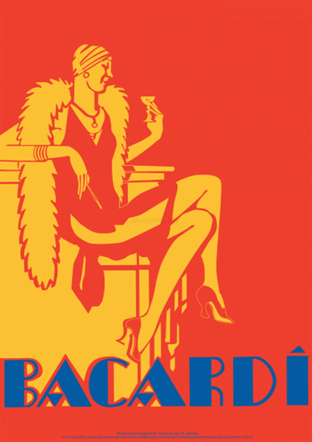 Bacardi Schuber Geschenkset - Bacardi Oakheart Spiced Rum 0,7l 700ml (35% Vol) + 2x Becher + 2x Coca Cola je 0,2L - Inkl. Pfand MEHRWEG